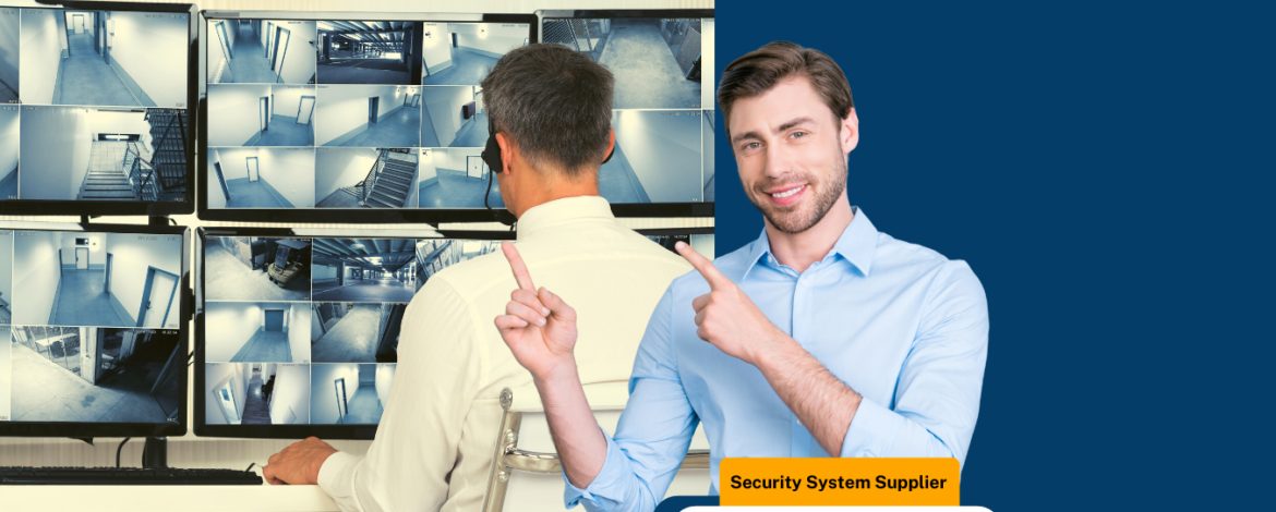 CCTV Camera System to make your home secure!